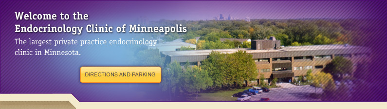 Welcome to the Endocrinology Clinic of Minneapolis the largest private practice endocrinology clinic in Minnesota.